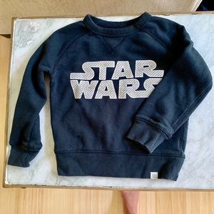 Gap-Star Wars sweatshirt